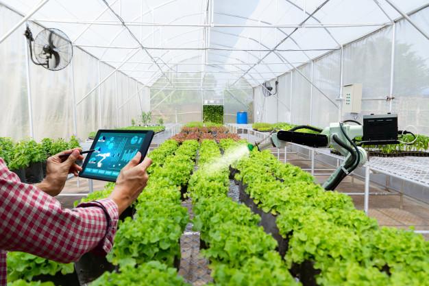 تکنولوژی های نوین در مهندسی کشاورزی