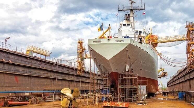 کاربرد مهندسی مکانیک در طراحی کشتی ها بسیار زیاد است.
