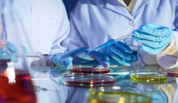 Academic field of microbiology