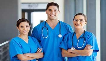 Academic field of Nursing