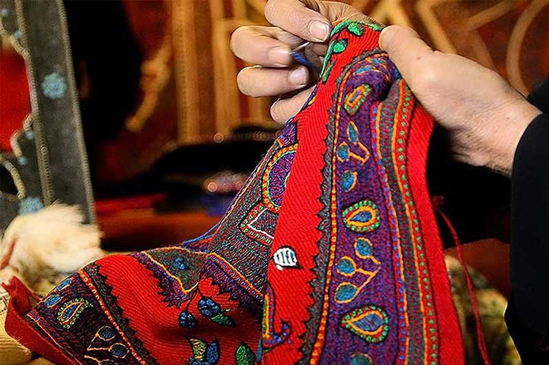 Iranian handcraft