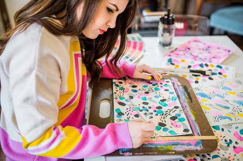 Textile-designer-income-in-Iran