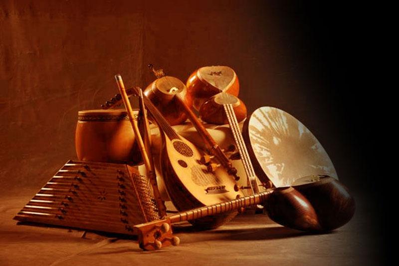 Iranian-instruments