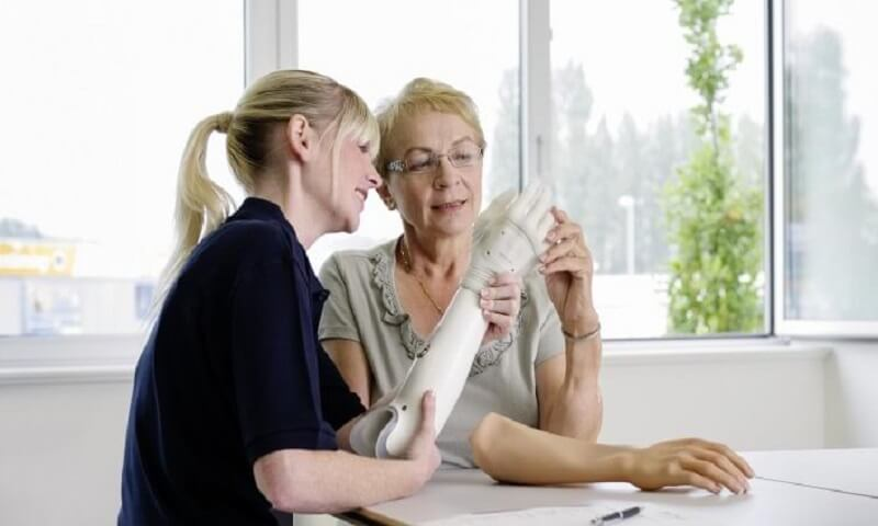 Job skills for Master of artificial limbs and assistive devices